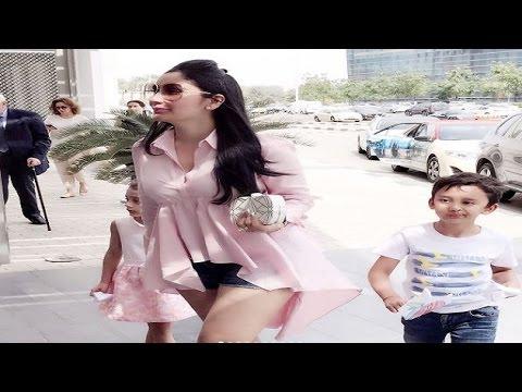 Maanyata Dutt displays her HOT self   Dubai diaries   thumbnail