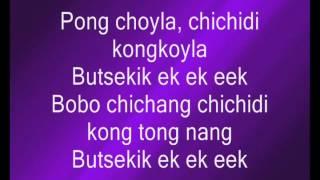 Butsekik - Yoyoy Villame Lyrics