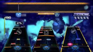 RB3 Ziltoidia Attaxx!! by Devin Townsend Full Band Gold Stars PS3 #1