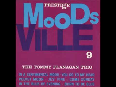 Tommy Flanagan Trio   Moodsville  Full Album