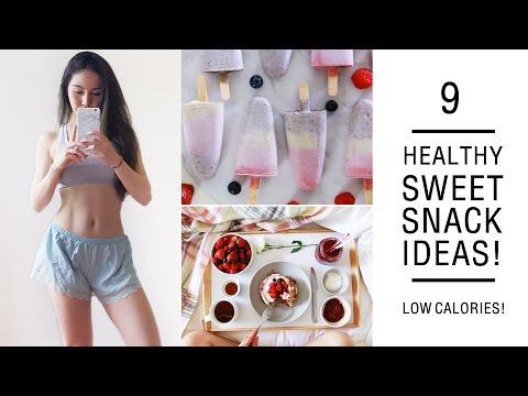Healthy Sweet Snacks   9 Healthy Snack Ideas