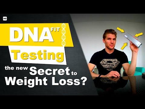 DNAFit Testing the new secret to weight loss? – How to do a DNA swab test?