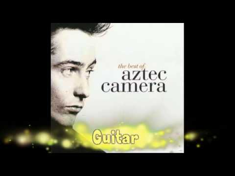 Aztec Camera - Walk out to Winter (lyrics on screen)