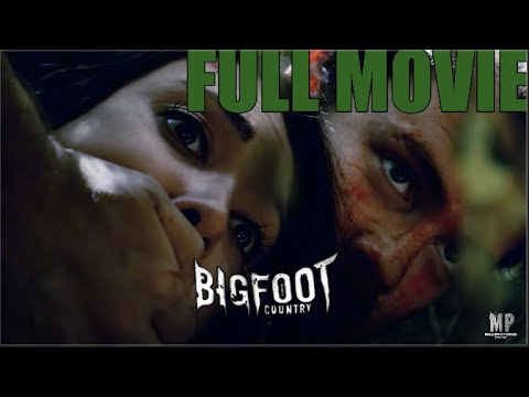 Download Horror Movie | Bigfoot Country | Full Movie |