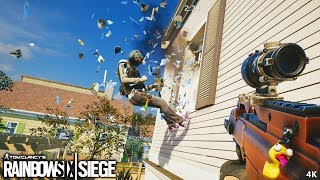OMG MOMENTS - Tom Clancy's Rainbow Six Siege (4K)