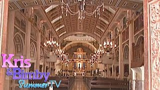 Take a tour of picturesque Malabon Church