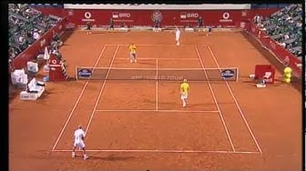 McEnroe, Nastase In 2012 Bucharest Exhibition Highlights