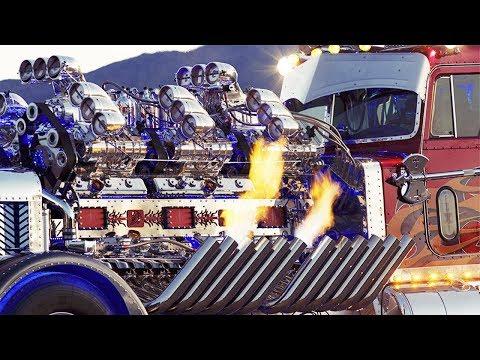 世界で最もかっこいいトラック12選