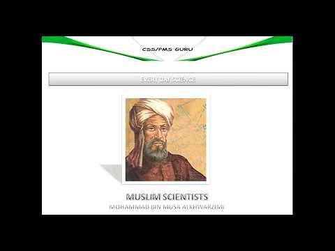 3_MOHAMMAD BIN MUSA ALKHWARIZMI   MUSLIM SCIENTISTS