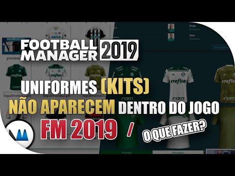 football manager 2019 kits