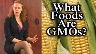GMO Foods? How To Tell, Truth About Genetically Modified Foods & Label GMO Psychetruth Nutrition