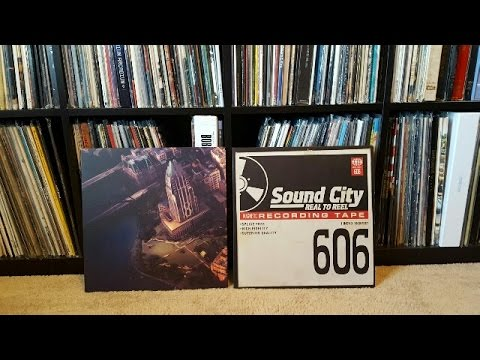 Foo Fighters - Sonic Highways & Sound City Real to Reel Soundtrack Vinyl LP