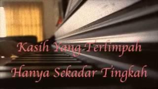 Lafaz Yang Tersimpan~~ UNIC~~Piano Cover with Lyrics.