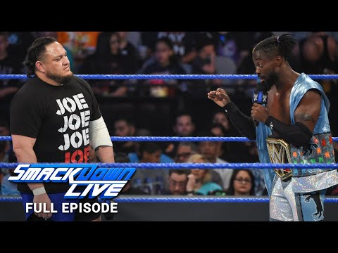 WWE SmackDown LIVE Full Episode, 2 July 2019