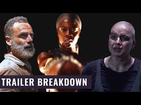 The Walking Dead: Im ersten Staffel 10-Trailer erklären die Whisperer endlich den Krieg
