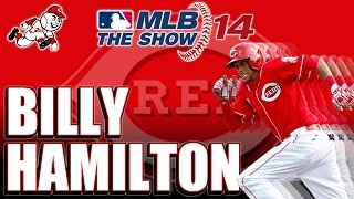 MLB 14 The Show Player Lock Ep.33: Billy Hamilton