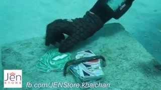 Cách chơi bài UNO H2O dưới nước siêu vui