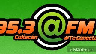 XHIN-FM ID ARROBA FM 95.3 FM CULIACÁN SINALOA (2019)