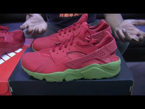 Nike Air Huarache ID FAIL! - What to do about it...