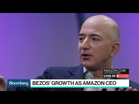 Why Investor Confidence in Amazon's Bezos Is Deserved