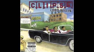 Clipse - Gangsta Lean