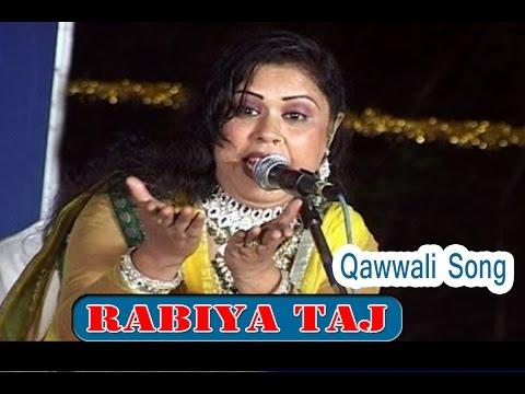 Rabia Taj - Kya Khata Huyi Mujhse | New Hindi Qawwali Muqabla Video Song | Shero Shayri Qawwali Song