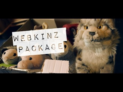▶ Webkinz Package - Iberian Lynx, Donkey and More! ◀