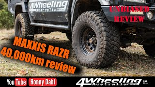 MAXXIS RAZR MT, long term review