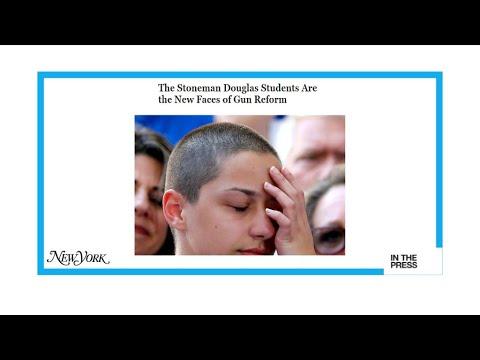 فرانس 24:'Never again': Florida school students become new face of US gun reform