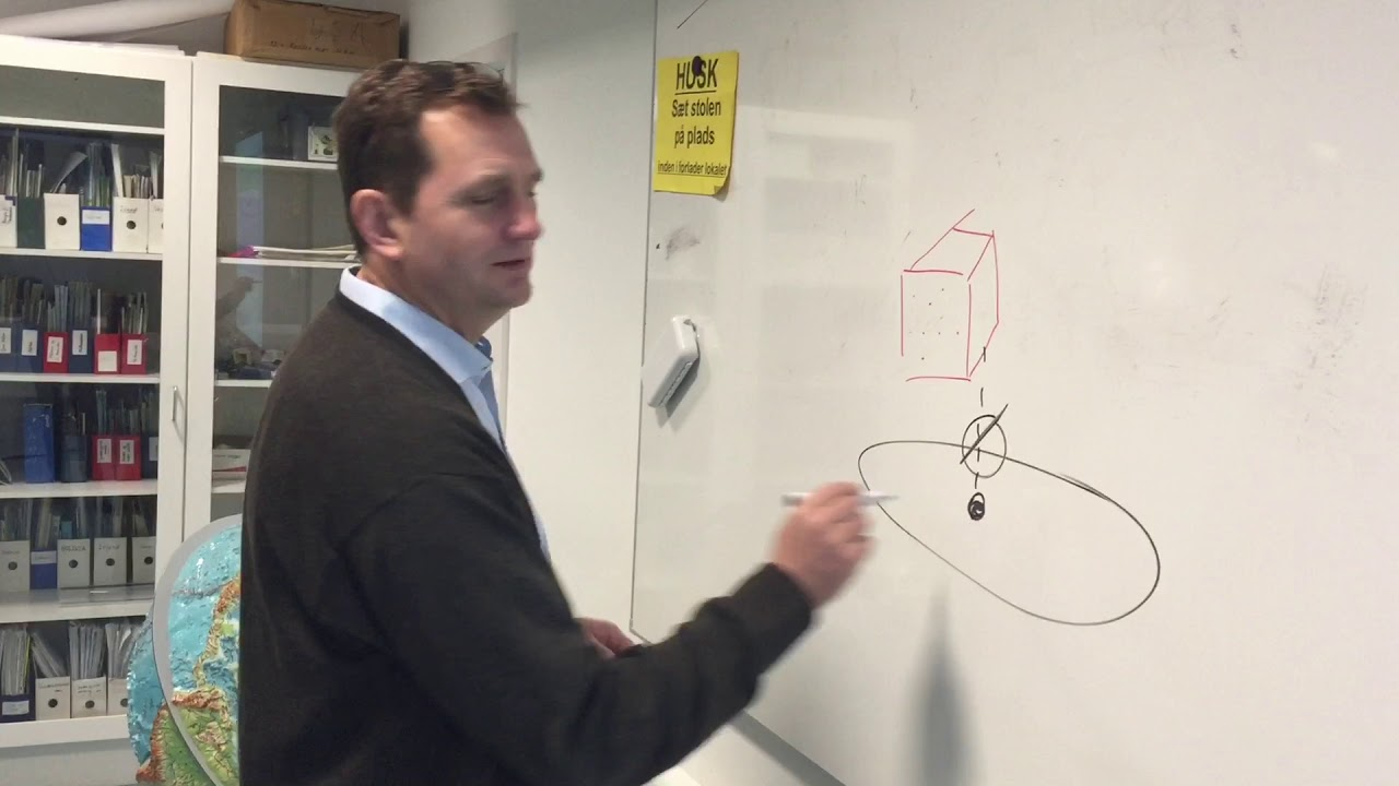 Søren Witsel Andersen - lektor og ph.d.-studerende på VIA Læreruddannelsen og Aarhus Universitet