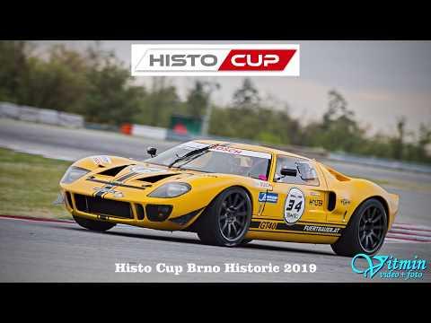 HISTO CUP - Race 2 - Histo Cup Brno Historic 2019 - Crazy Wind