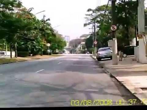 Andar de bicicleta em São Paulo