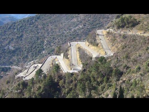 Best Of Porsche Rallye Monte Carlo 2015