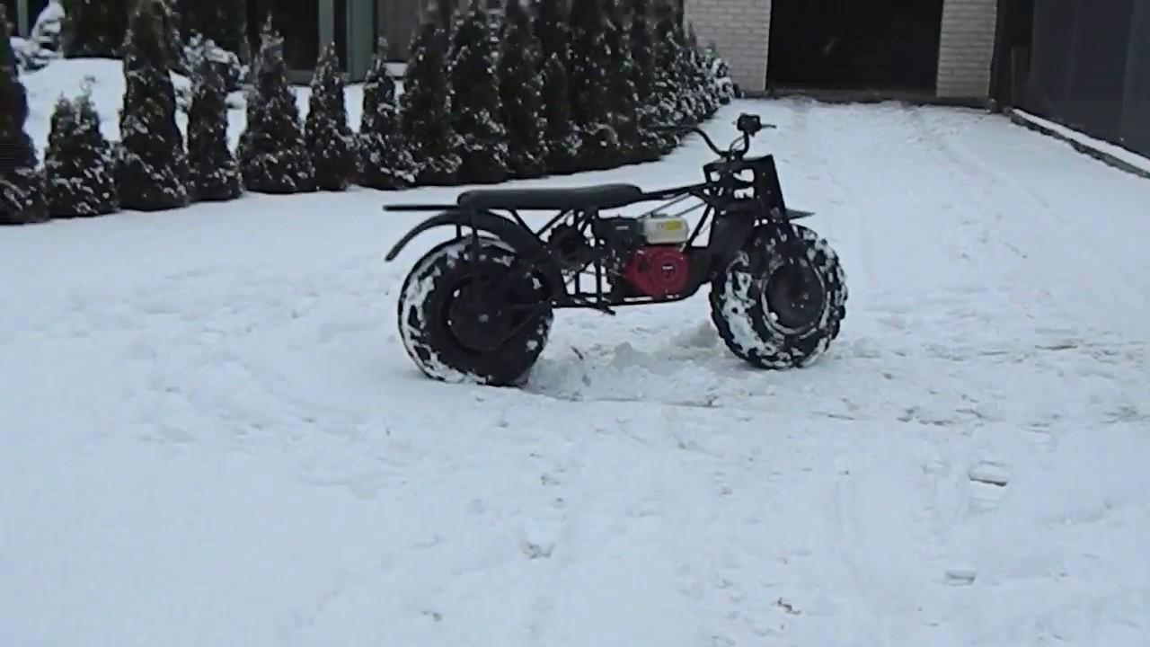 Полноприводный мотоцикл своими руками фото 884