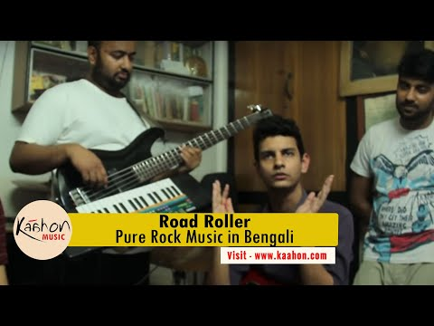 Road Roller I Bengali Rock Band I Pure Rock Music in Bengali