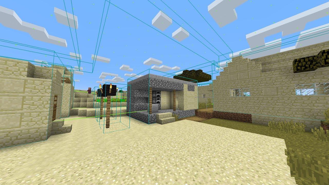 [1 11 2] Village & Structure bounding box mod