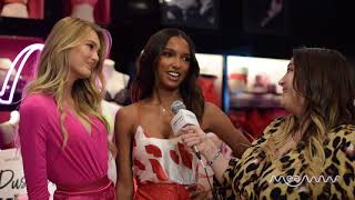Victoria's Secret angels Romee Strijd and Jasmine Tookes on all things Valentines