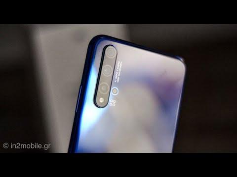 Huawei Nova 5T Review [Greek]