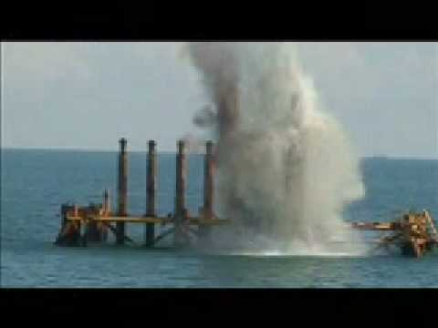 Explosive-Offshore-Well-Abandonment-Video