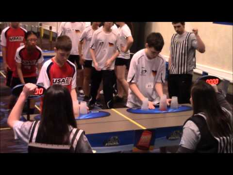 World Sport Stacking Championships: USA A-Team