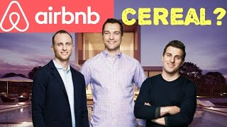 Gambar cover Airbnb most BIZARRE startup story in the world