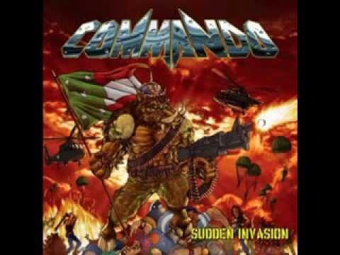 Commando   Sudden Invasion [Full Album]