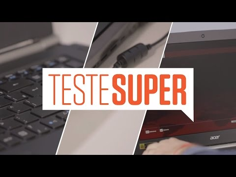 Teste SUPER #16: Notebook para games