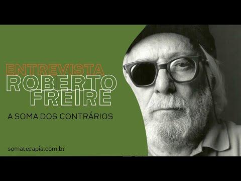 Arquivos da Soma: entrevista com o escritor Roberto Freire.