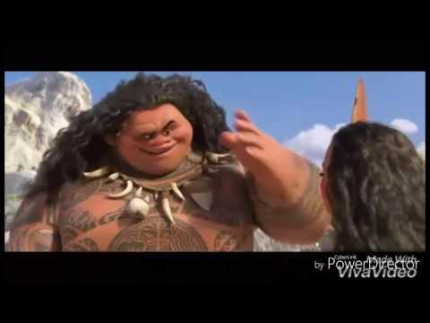 Disney Oceania- Tranquilla Musica Video Italian