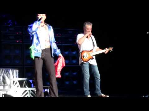 Van Halen Little Guitars 8/3/15 Blossom Music Center