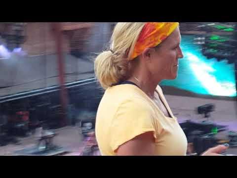 Xavier Rudd - song? - Red Rocks 6/1/18