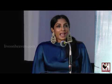 My in laws & Husband doesn't like me acting : Sriya Reddy | Sila Samayangalil Press Meet