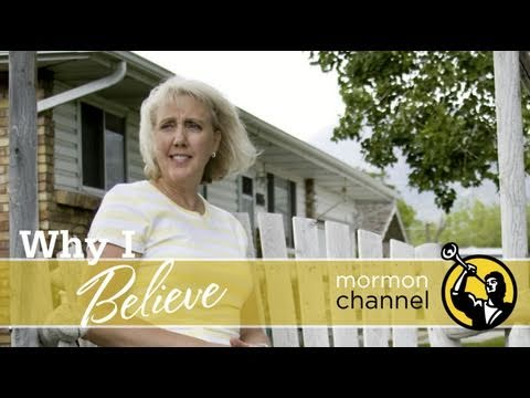 Mormon Channel Radio: Why I Believe Episode 24 - Tami Stanley