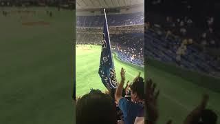 20180917 東京ドーム最終戦 二次会三本締め